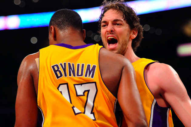 Andrew Bynum, Pau Gasol: Which Big Should LA Lakers Lean on in Playoffs?