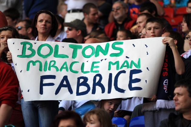 EPL Headlines of the Day: Fabrice Muamba Released from Hospital