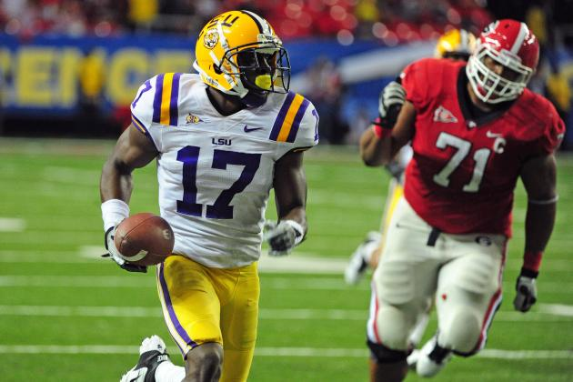 LSU Football: Comparing Mo Claiborne to Patrick Peterson