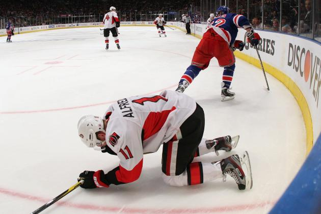 Daniel Alfredsson Injury: Updates on Ottawa Senators Star's Head Injury