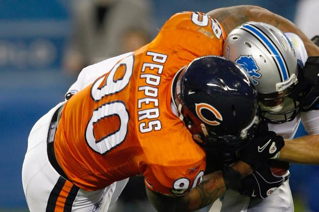 Which NFC North Team Needs the Best Class in 2012 NFL Draft?