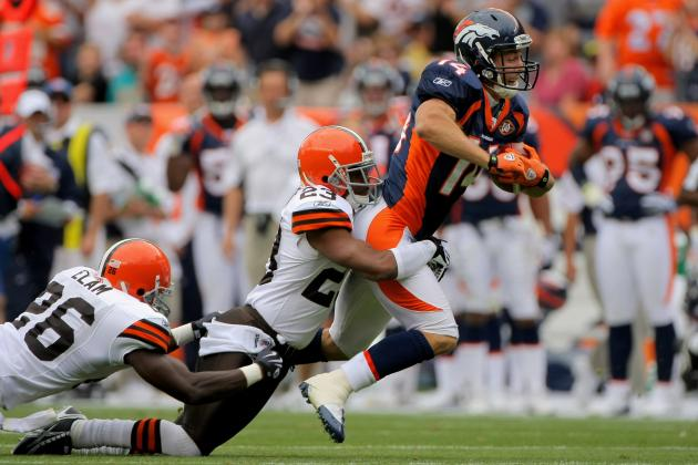 2012 NFL Free Agency: Denver Broncos Sign Receiver Brandon Stokley