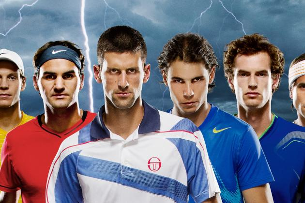 Roger Federer, Rafael Nadal, Novak Djokovic: Who's Best at Coming from Behind?