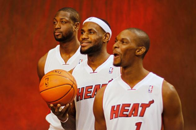 Are the Miami Heat Big 3 'Too Friendly' to Win an NBA Title?