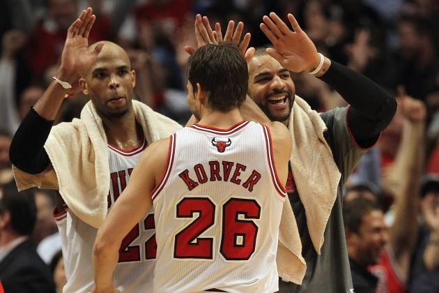 2012 NBA Playoffs: Chicago Bulls Stand Tall as Team to Beat in East