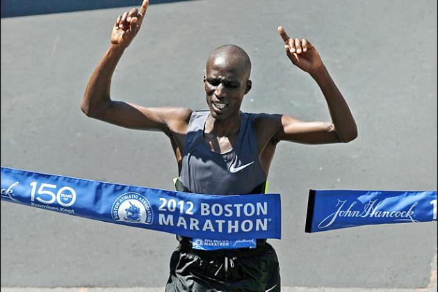 Boston Marathon 2012 Results: Top Finishes for Notable Names