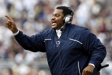 Big Ten Football: Meet Larry Johnson, Sr., Penn State Defensive Line Coach