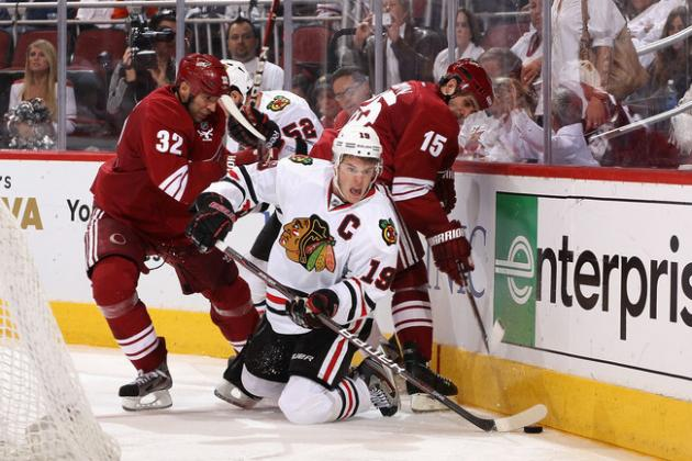 Chicago Blackhawks:  Why They Have Made Me an NHL Fan