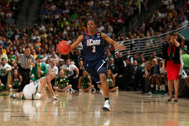 2012 WNBA Draft: Historic First Round Lacks UConn Star Power
