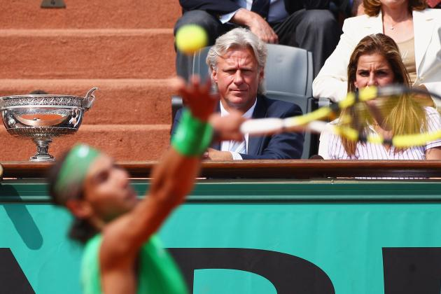 French Open 2012: Does Rafael Nadal Need a 7th Title to Surpass Björn Borg?