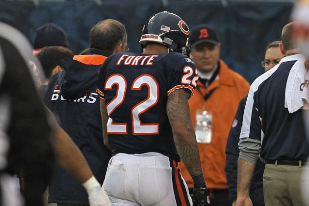 Chicago Bears News: Does Matt Forte Want More Money Than the Bears Will Offer?