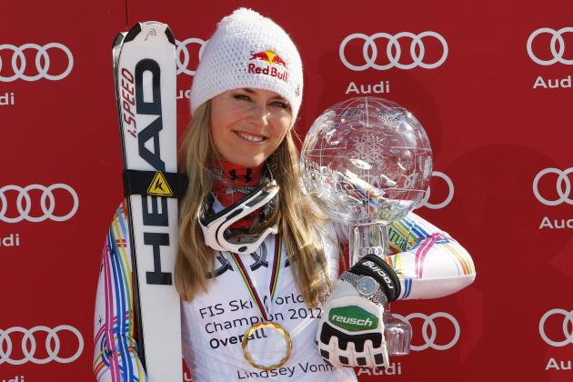 Lindsey Vonn Taxes: Skier Is Latest Athlete to Make Up for Financial Pitfall