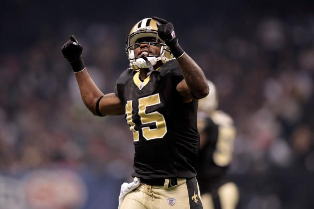 2012 NFL Free Agency: Saints Ink Special Teams Stud Courtney Roby