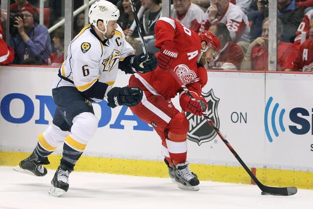 2012 Stanley Cup Playoffs Show Players Not Hearing Brendan Shanahan