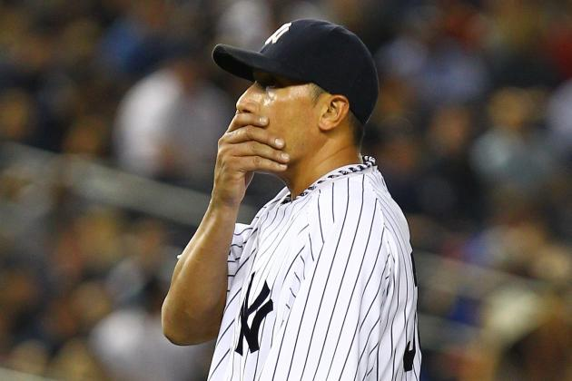 New York Yankees: Freddy Garcia Continues to Pitch Himself out of Rotation