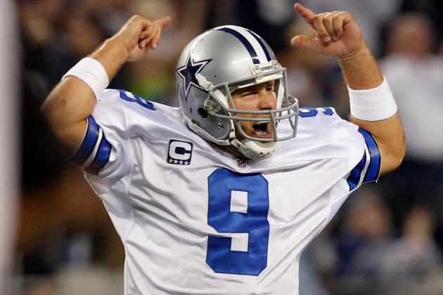 Tony Romo: Why the Dallas Cowboys QB Might Benefit from a Change of Scenery