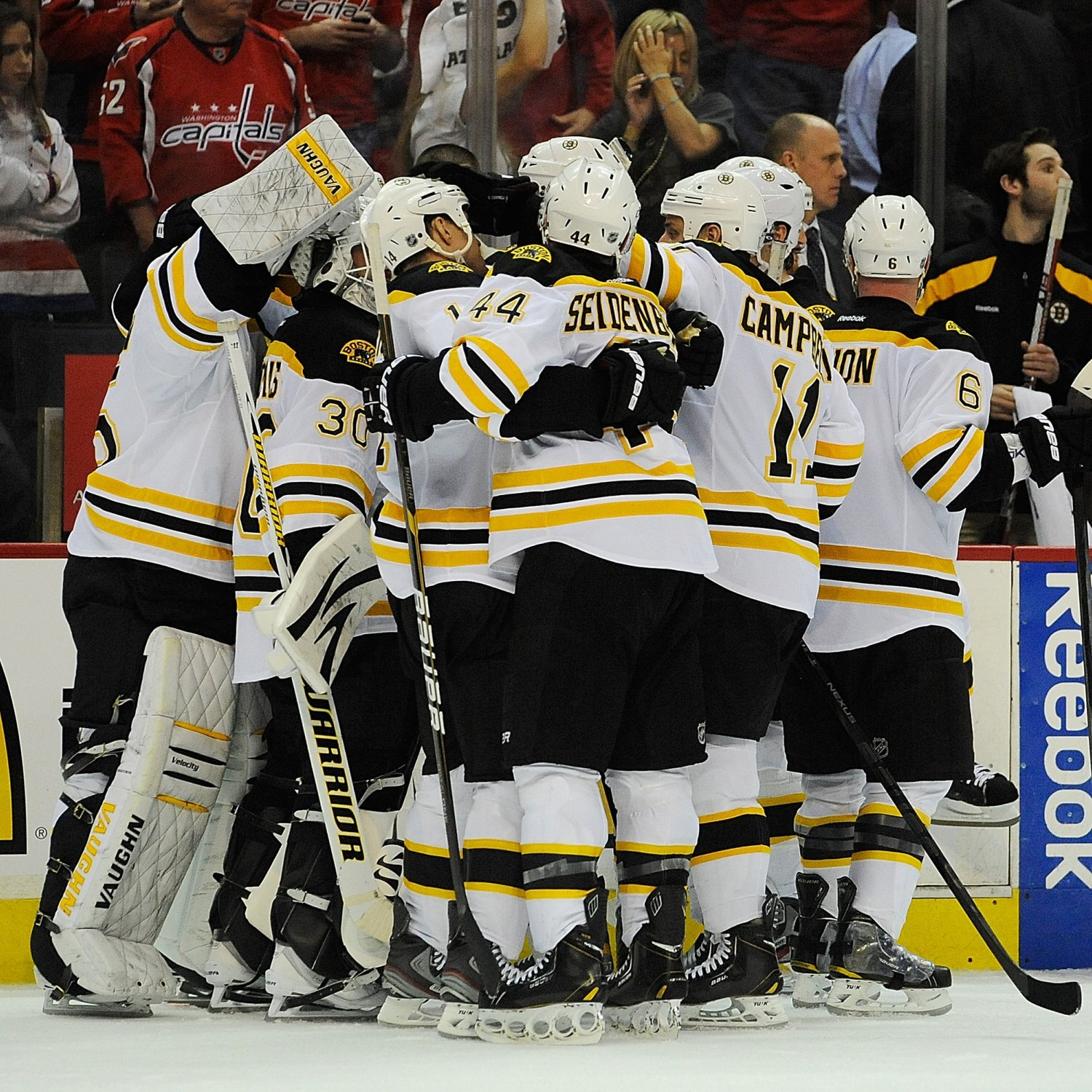 Stanley Cup Playoffs 2012: Boston Bruins Take Game 3
