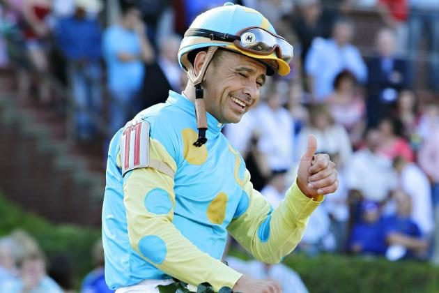 Kentucky Derby 2012: Keeping Track of the Latest Jockey Assignments
