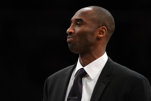 How Kobe Bryant's Injury Will Help LA Lakers in 2012 NBA Playoffs