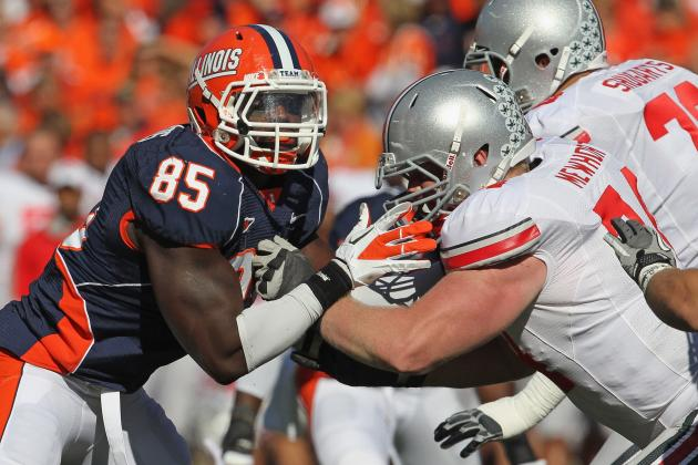 NFL Draft 2012: Why Whitney Mercilus Is the Best Defensive Target for Cleveland