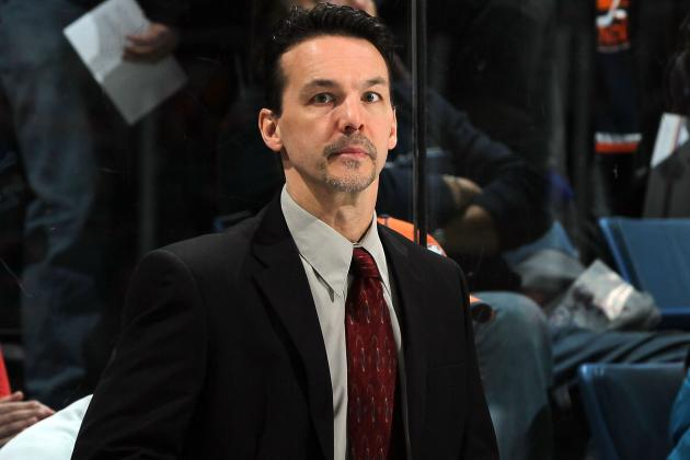 New York Islanders: Team Fires Assistant Coaches Scott Allen and Dean Chynoweth