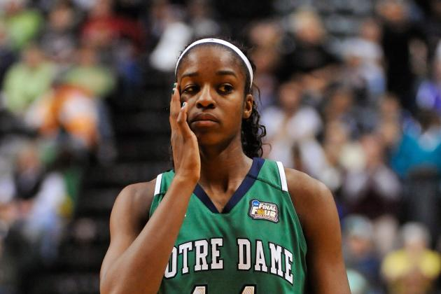 2012 WNBA Draft Results: Devereaux Peters and Riskiest Top 10 Picks