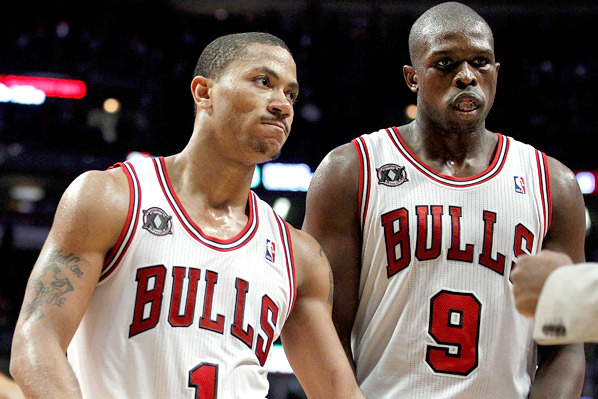 Chicago Bulls: Sitting Rose and Deng vs. Washington Absolutely the Right Move