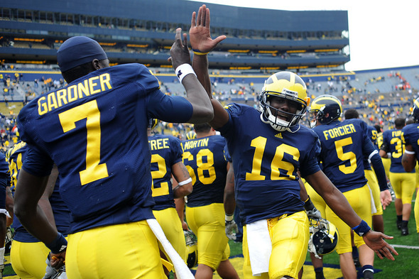 Michigan Football: How Much Playing Time Should Devin Gardner Get in 2012?