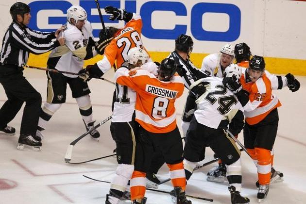 NHL Playoffs 2012: Are This Year's Playoffs the Most Exciting Ever?
