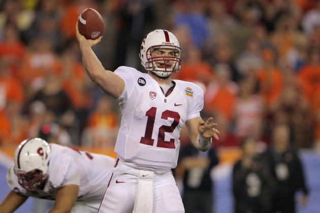 2012 NFL Draft: Media Hype Will Make Andrew Luck's Transition a Tough One