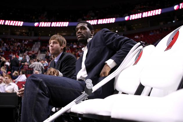 Portland Trail Blazers Basketball:  Is the Training Staff the Worst in the NBA?