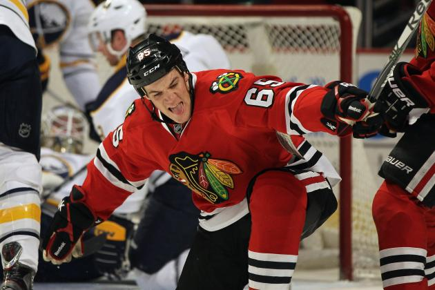 NHL Playoffs 2012: Andrew Shaw Discipline Hearing Is a Debacle