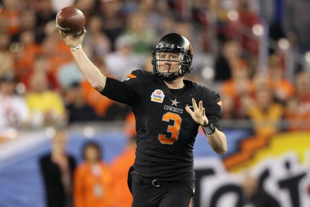 NFL Draft 2012: The Kansas City Chiefs Are the Perfect Fit for Brandon Weeden