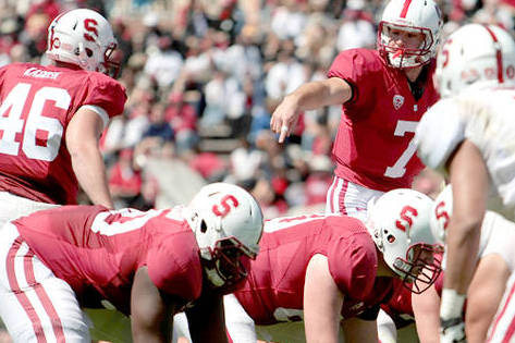 Stanford Football: Final Grades for 2012 Spring Practice