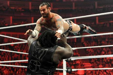 WWE Raw Results from April 16, 2012