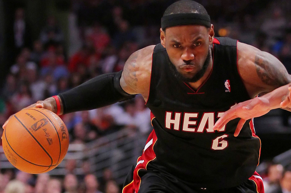 Heat vs. Nets: LeBron James Scores 17 Straight to Lead Heat Comeback