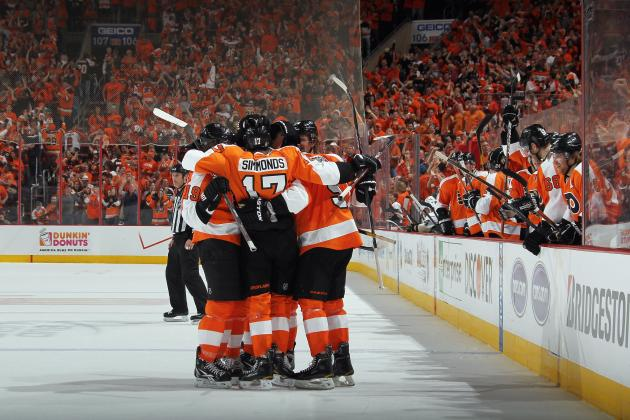 2012 NHL Playoffs: Penguins and Flyers Series Victor Will Win the Stanley Cup