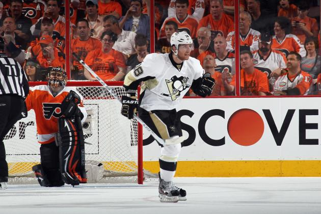 NHL Playoffs 2012: Suspension Would Be the Safest Place for James Neal
