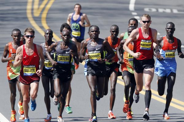 Boston Marathon 2012 Results: Top American Performers