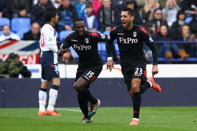 Clint Dempsey: Fulham Forward Should've Won PFA Award, Let Alone Be on Shortlist