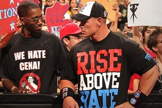 John Cena Haters Need to Make Up Their Minds