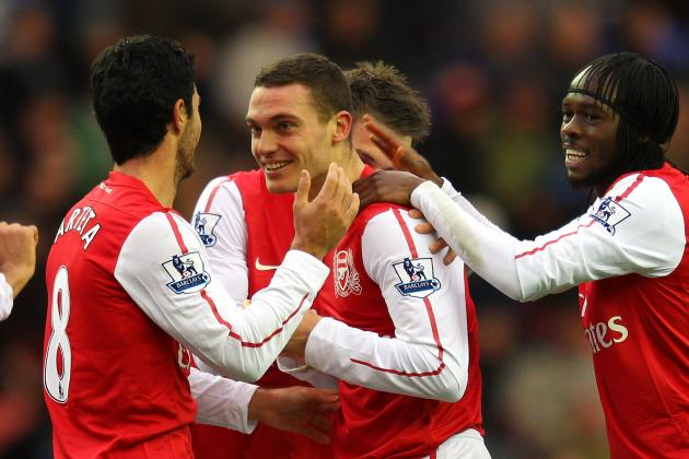 Arsenal vs. Wigan: Latics Good, Gunners Average, Referee Poor, FA Useless