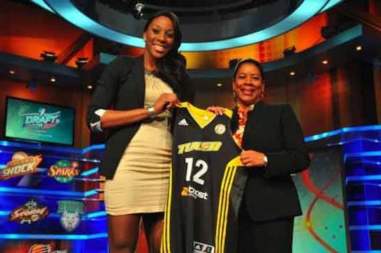 WNBA Draft 2012 Results: Tulsa's Picks Make Shock Playoff Locks