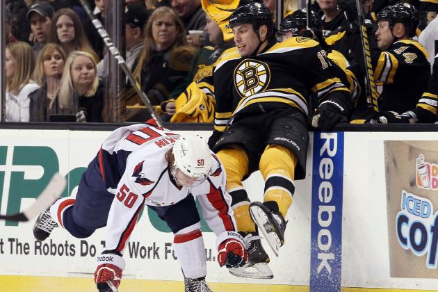 NHL Playoffs 2012: How Much Rough Stuff Is Too Much for the Boston Bruins?