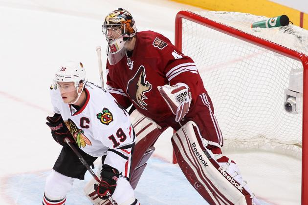 NHL Playoffs: Previewing Game 3 of the Coyotes vs. Blackhawks Series