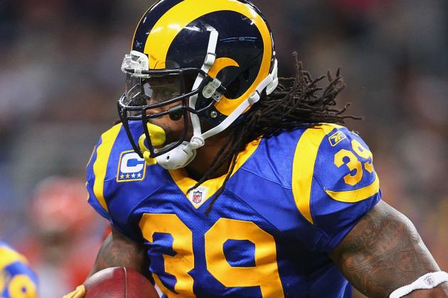 Would Rams Trade Steven Jackson If They Drafted Trent Richardson?