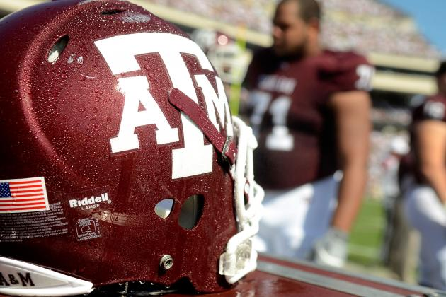 Texas A&M Football: Geography Isn't Exactly a Strong Point for the Aggies