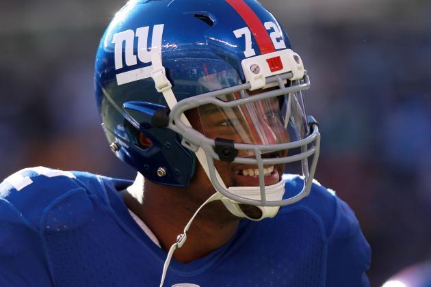 Osi Umenyiora Is the New York Giants' No. 1 Need This Offseason
