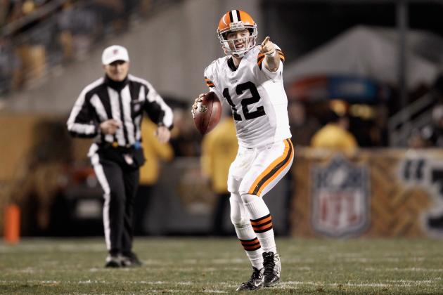 Why the Cleveland Browns Should Start Colt McCoy at Quarterback in 2012