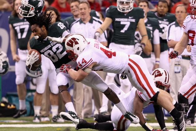 College Football 2012 Top 150 Players: No. 139 Chris Borland, Wisconsin LB